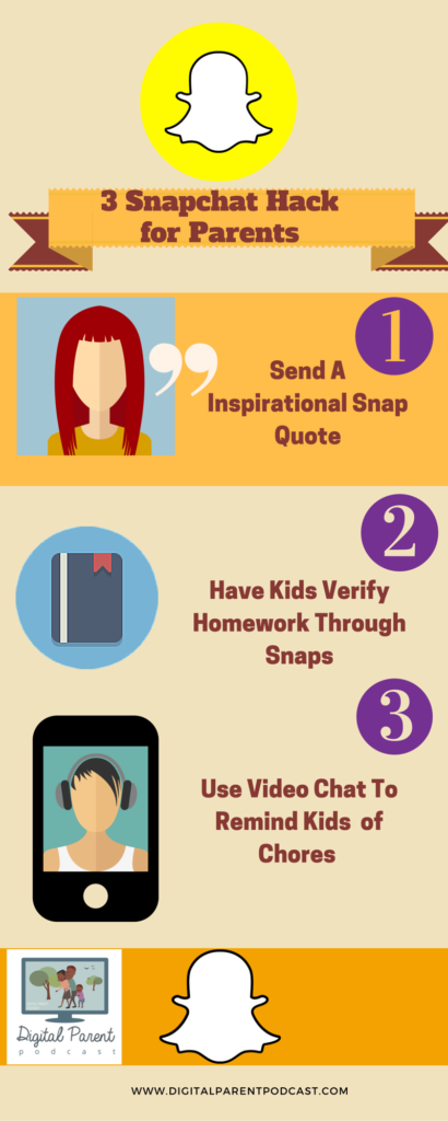 Snapchat Hack Infographic